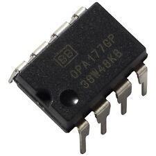 OPA177GP Burr Brown Op-Amplifier 0,6MHz 0,3V/µs Single OpAmp DIP-8 855934