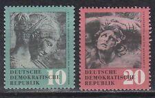 DDR East Germany 1958 ** Mi.667/68 Kunst Art Pergamon-Altar