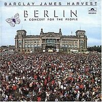 Barclay James Harvest Berlin-A concert for the people (1982) [CD]