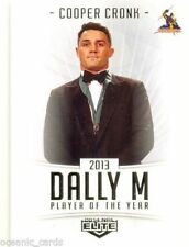 2013 Season Single NRL & Rugby League Trading Cards