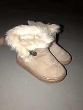 Faux Fur Winter Boots- Toddler 24 Months