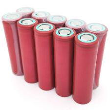 10X 18650 30A 3000mAh High Drain 3.7V Li-ion Rechargeable Battery for Vape Smok