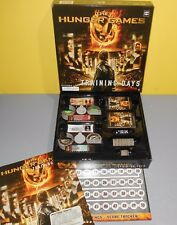 The Hunger Games Training Days Board Game A Game of Strategy - Complete 14+
