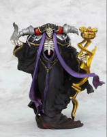 Over Lord 14 Book Light Novel with Ainz Ooal Gown Figure Limited Edition JPN