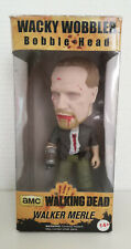 Funko Wacky Wobbler AMC The walking dead Zombie Merle Dixon like POP