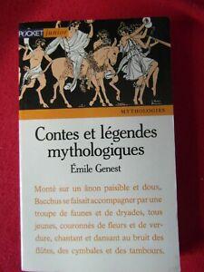 Contes et légendes mythologiques - Emile Genest