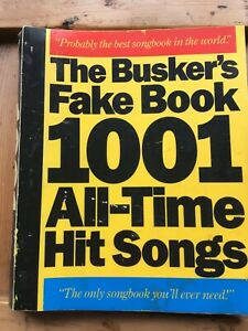 The Busker's Fake Book