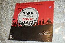 BLACK AND WHITE IN COLOR PIERRE BACHELET SOUNDTRACK FACTORY SEALED MINT VINYL LP