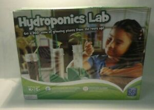 Educational Insights Hydroponics Lab Plant Growing Station