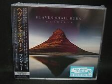 HEAVEN SHALL BURN Wanderer JAPAN 3CD Night In Gales Godz At War Killswitch Engag