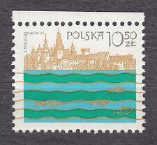 POLAND 1981 **MNH SC#2492 STAMP, VISTULA RIVER PROJECT