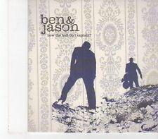 (FX154) Ben & Jason, How The Hell Do I Explain? - 2002 DJ CD