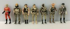 Mego 1981 Eagle Miniature Action Figures Lot of 7