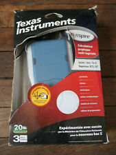 TEXAS INSTRUMENTS - TI-NSPIRE Graphing Calculator w. TI-84 Plus Keypad