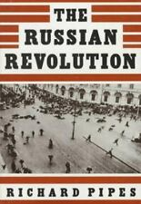 The Russian Revolution, Pipes, Richard, Acceptable Book