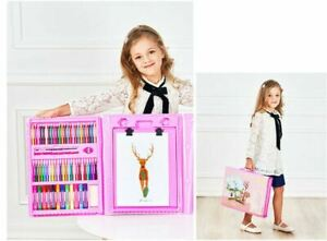 Kids Art Sets - Children Gift Box drawing painting colouring sketching Case