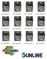 Sunline Braid Xplasma Asegai Pick Any Pound Test Color 165 Yard Fishing Lines