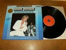 JOHNNY HALLYDAY : DISQUE D'OR VOLUME 7 - LP FRENCH 70/80's - IMPACT 6886 201
