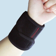 Unisex Wrist Wrap Breathable Adjustable Sports Wristband Hand Support Bandage CO