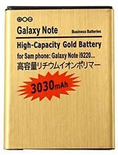 Battery for Samsung Galaxy Note i9220 N7000 LTE N7005 Note1 Gold Replacement