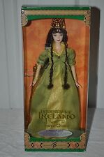 Barbie Platinum Faerie Queen Legends of Ireland Brunette Toy's R Us Exclusive
