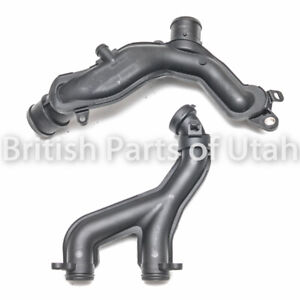 Land Range Rover Sport LR4 Supercharged Thermostat Top Hose Outlet Crossove Tube