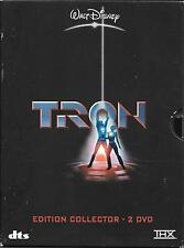 COFFRET DIGIPACK COLLECTOR 2 DVD--TRON--LISBERGER/BOXLEITNER/BRIDGES