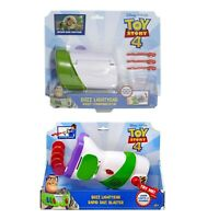 Buzz Lightyear Toys Rapid Disc Blaster or Wrist Communicator Toy Story Toys New
