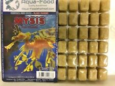 Premium Frozen Fish Food 5 x 100g packs- Mysis --FREE P&P