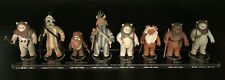 1 x Synergy Stands - Vintage Star Wars Ewoks Stand (display stand only)