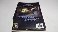 Manual de instrucciones Perfect Dark ( nintendo 64)