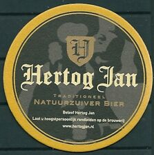 HERTOG JAN DUTCH BEER, BEERMAT/COASTER NEW-UNUSED -GV 110613