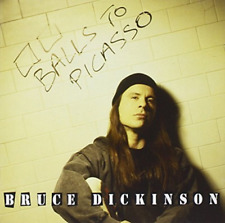 Bruce Dickinson-Balls to Picasso  (UK IMPORT)  CD NEW