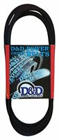 D&D PowerDrive A25.5 or 4L275 V Belt  1/2 x 27.5in  Vbelt
