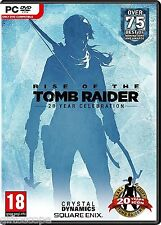Rise of the Tomb Raider: 20 Year Celebration PC Game 18+