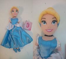 Peluche Originale Cenerentola 31 cm Morbidissima Disney Con Etichetta Originale
