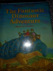 The Fantastic Dinosaur Adventure, Gerald Durrell,