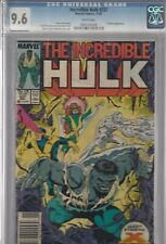 HULK (INCREDIBLE) #337 CGC 9.6