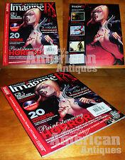 Imagine FX Magazine December 2006 Issue #11 Paint Stunning Horror
