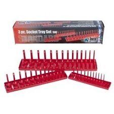 Hansen Socket Holder/Tray 6pc Set Toolbox Organizer