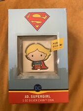 More details for supergirl chibi coin
