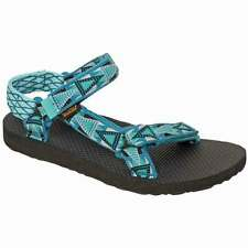 NEW Teva Women's Original Universal Mashup Teal Sport Sandals Shoes Size: 11