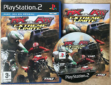 Mx Vs. Atv : Extreme limite COMPLET (PS2)