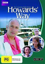 Howards' Way : Series 6 (DVD, 2010, 4-Disc Set) - Region 4