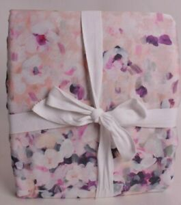 Pottery Barn PB Teen Monique Lhuillier Cherry Blossom Sateen duvet cover, twin