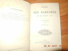 Etudes sur les Barbares et le Moyen Age;Emile Littré;1874;LAE3