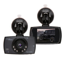 "2.4"" HD LCD Car Dash Camera 720P Video Night Vision DVR Cam Recorder with Holder"