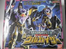Magiranger DX WOLKAISER Power Rangers Mystic Force COMPLETE zord Bandai BOXED