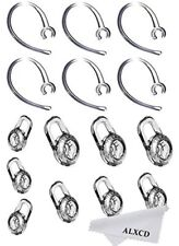 Replacement Ear Hook & Earbud Gel for Plantronics Wireless Voyager Edge 15 Pcs