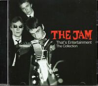 The Jam - That's Entertainment (The Collection) 2012 CD (New & Sealed)